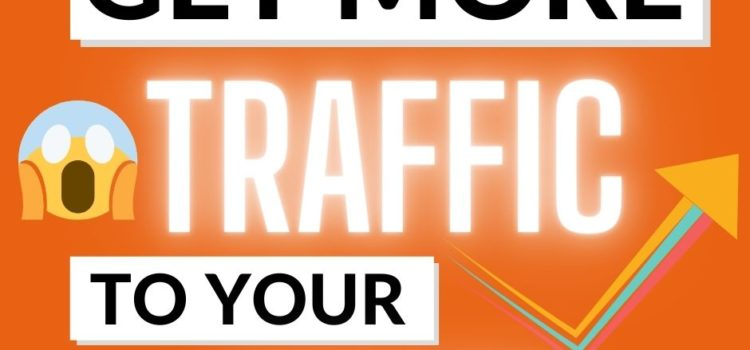 Shift Web Traffic ? How to shift web traffic towards your website?